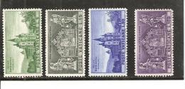 Vaticano Yvert 247-50 (MH/(*)) (sin Goma) - Vaticano (Ciudad Del)
