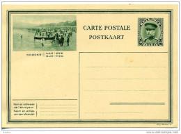 Postkaart Albert I Knocke Aan Zee Ongebruikt Non-circulée - Entiers Postaux
