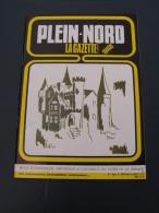 Plein Nord 16 1975 CAMBRAI  SAILLY EN OSTREVENT ETAPLES LA BASSéE - Picardie - Nord-Pas-de-Calais
