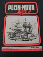 Plein Nord 7 1974 DUNKERQUE ARRAS SAINT OMER SAINT AMAND LES EAUX LE TOUQUET VALENCIENNES ARRAS - Picardie - Nord-Pas-de-Calais