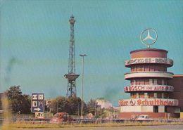D-14053 Berlin - Avus - Funkturm- Cars - VW Käfer - Nice Stamp - Charlottenburg