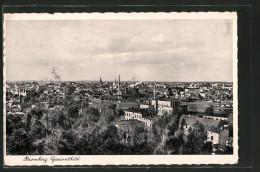 AK Bromberg / Bydgoszcz, Gesamtansicht - Westpreussen
