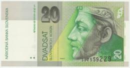 Slovakia 20 Korun 20.10.2006 Pick 20g AU - Slovakia