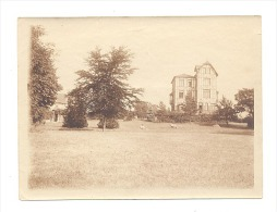 Photo (+/- 8 X 11 Cm) D´une Villa à Stembert En 1927 (v1) (b124) - Oorlog, Militair