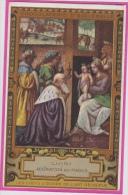 14  / 4 / 311  - SCÈNE  RELIGIEUSE   -  Publicité  Chocolaterie  D'aiguebelle - Advertising
