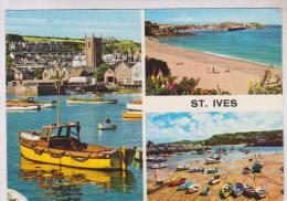 CPM ST YVES En 1984!! - St.Ives