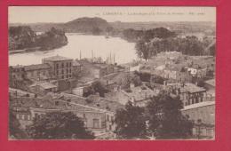 LIBOURNE  //  La Dordogne Et Le Tertre De Fronsac - Libourne