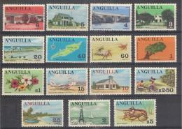 ** 1969 ANGUILLA   INDIPENDENCE 1/15 VAL. MNH - Anguilla (1968-...)