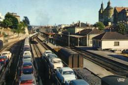 MONTBELIARD LA GARE  PEUGEOT - Montbéliard