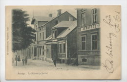 SWEDEN - ASTORP - ACCIDENSTRYCKERIET - Zweden