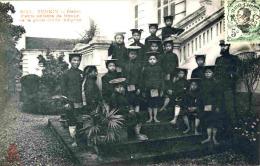 ASHA-4- HANOÏ -  Petits Enfants De Troupe De La Garde Civile Indigène - Viêt-Nam