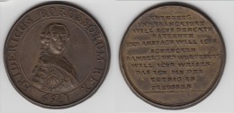 **** PREUSSEN - PRUSSIA - ALLEMAGNE - GERMANY - FRIDERICUS BORUSSORUM REX 1759 - VICTOIRES DU ROI *** ACHAT IMMEDIAT !!! - Royaux/De Noblesse