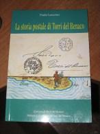 TORRI DEL BENACO LA STORIA POSTALE CON ANNULLO DEDICATO SPECIALE PAOLO LONCRINI - Arts, Architecture