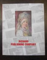 RICHARD PUBLISHING COMPANY The Illustrated Catalogue Of Postcards Rishar Richar - Books