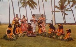 WAIKIKI     MUSICIANS  CHILDREN - Etats-Unis