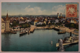 Cpa Lindau I Bodensee - Couleur 1910 - TO12 - Lindau A. Bodensee
