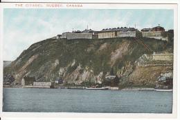 Québec - The Citadel - Citadelle - Military - Valentine-Black Co. - Unused - VG Condition - Québec - La Citadelle