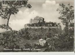 APPENNINO REGGIANO(REGGIO EMILIA) CASTELLO DI ROSSENA  - FG - Reggio Nell'Emilia