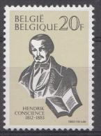 BELGIQUE Mi.nr.:2158 Todestag Von Hendrik Conscience 1983 Neuf Sans Charniere / Mnh / Postfris - België
