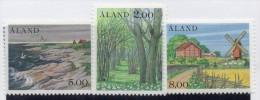 Serie Nº 11/3 Aland - Aland