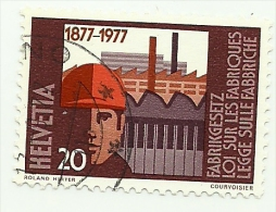 1977 - Svizzera 1030 Propaganda C3234, - Usati