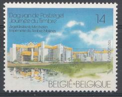 BELGIQUE Mi.nr.:2456 Tag Der Briefmarke 1991 Neuf Sans Charniere / Mnh / Postfris - België