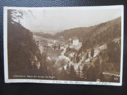 AK VALANGIN 1925  /////  D*12142 - NE Neuenburg
