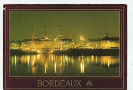 CPM CARTE POSTALE MODERNE - 33 - GIRONDE - Bordeaux - écrite  Timbrée 1991 - Bordeaux