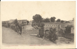 SEMALENS  ( Tarn ) -  LA CHAUSSEE - France
