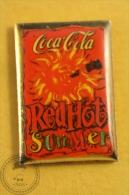 Coca Cola Red Hot Summer - Pin Badge  - #PLS - Coca-Cola