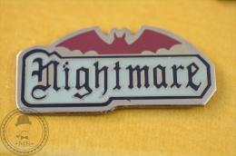 Nightmare Music Band Logo - Pin Badge  - #PLS - Música