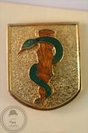Snake/ Serpent Medical Sympbol  - Pin Badge  - #PLS - Medical