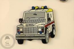 Police Car France  -  Pin Badge - #PLS - Policia