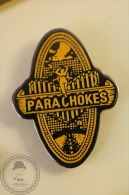 Parachokes Rock Band -  Pin Badge - #PLS - Música