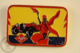 Vintage Agfa Photography  - Advertising Pin Badge  - #PLS - Fotografía