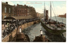 ENGLAND NEWCASTLE Quay Side - Newcastle-upon-Tyne