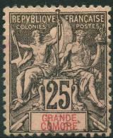 Grande Comores (1897) N 8 (o)