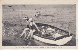Bassin D´Arcachon Gironde - L´HERBE - Bord De La Plage - Autres Communes