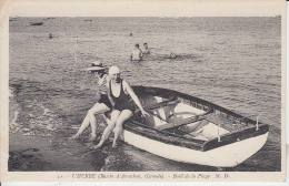 Bassin D´Arcachon Gironde - L´HERBE - Bord De La Plage - Andere Gemeenten