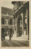 Italie - Veneto - Vicenza - Loggia Del Capitanio E Basilica Di A. Palladio - état - Vicenza