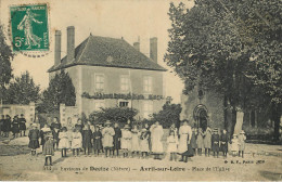 Avril Sur Loire : Place De L'eglise - Sonstige Gemeinden