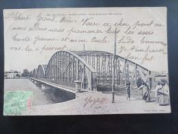 Sénégal     Saint Louis  Pont Faidherbe - Sénégal