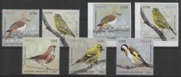Greece (2014) - Set -   /  Aves - Birds - Oiseaux - Vogel - Oiseaux