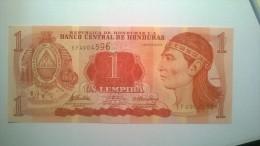 REPUBLICA DE HONDURAS C.A. - 1 Lempira - Honduras