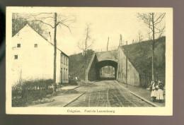 Ottignies  Pont Du Luxembourg - Ottignies-Louvain-la-Neuve