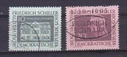 DDR  Us   1959    MI  733/34    -   Vedi  Foto ! - [6] République Démocratique