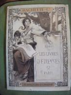 Catalogue Spécimen Hachette Les Livres D'etrennes Paris 1899 Journal Illustré - Art