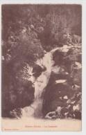 (RECTO / VERSO) ZICAVO EN 1926 - LA CASCADE - France