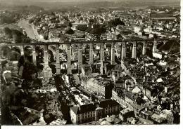 MORLAIX......vue Aérienne.....le Viaduc......15 X 10.5 - Morlaix