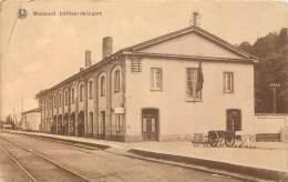 Belgique - WALCOURT - Intérieur De La Gare - Walcourt